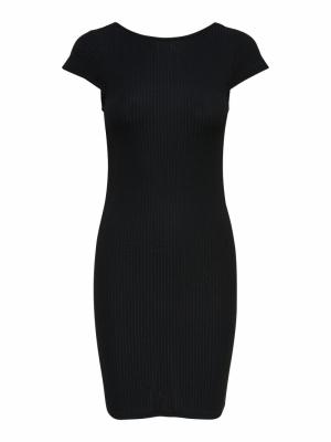 ONLPABLO CAPSLEEVE DRESS JRS N logo