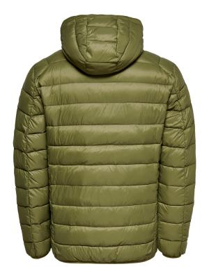 ONSFAVOUR EASY DOWN JACKET OTW 220592 Dried He