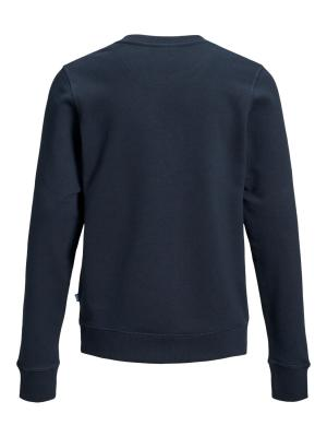 JJECHEST LOGO SWEAT CREW NECK 175876 Navy Bla