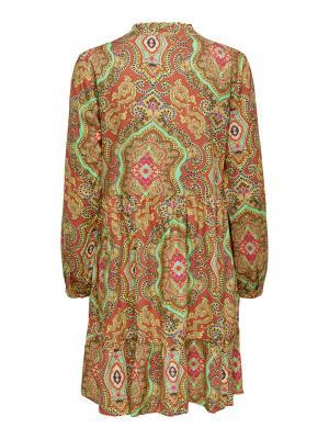ONLBETTY L-S SHORT  DRESS WVN 244575001 Hot S