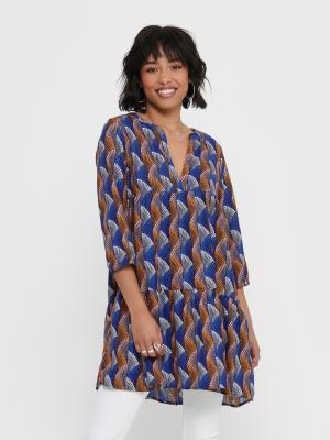ONLCAREN 3-4 SHORT DRESS WVN 177941001 Mazar
