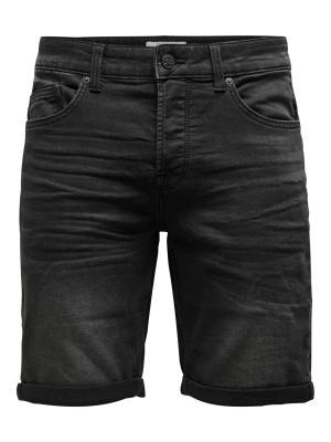 ONSPLY REG BLACK SW SHORTS PK 187213 Black De