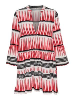 ONLLUCCA ATHENA 3-4 DRESS WVN 177991001 White