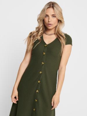 ONLNELLA S-S DRESS JRS 209492 Kalamata