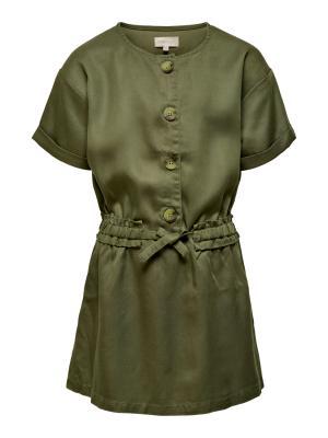 KONMALENE LYOCELL DRESS logo