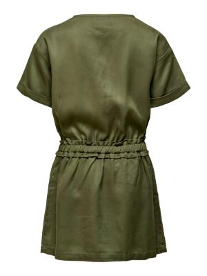 KONMALENE LYOCELL DRESS 209492 Kalamata