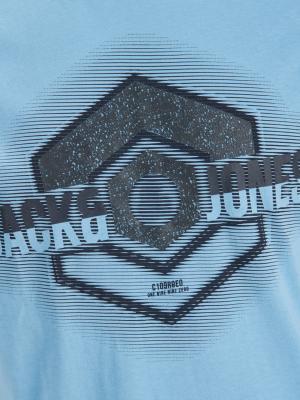 JCOLOGO-UNIVERSE TEE SS CREW 175814004 Dusk