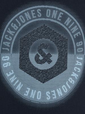 JCOLOGO-UNIVERSE TEE SS CREW 175917004 Sky C
