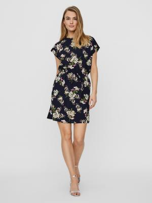 VMSASHA BALI SS SHORT DRESS AO 213090004 Night
