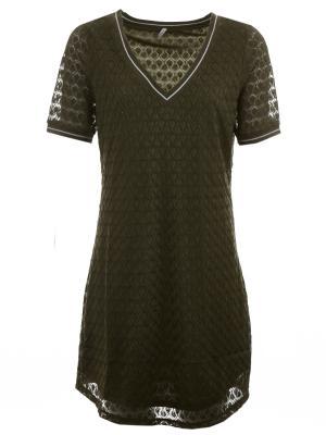 ONLDAZE S-S V-NECK DRESS JRS 209492003 Kalam