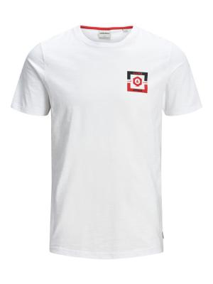 JCOSTRONG TEE SS CREW NECK 178074004 White