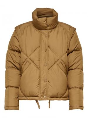 ONLHANNAH QUILTED JACKET OTW logo