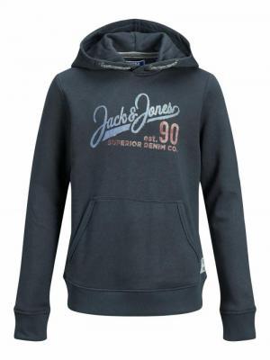 JJ30JACK PRINT SWEAT HOOD LS J logo