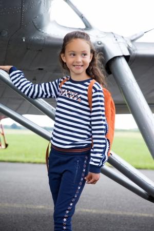 meisjes Navy stripe 171