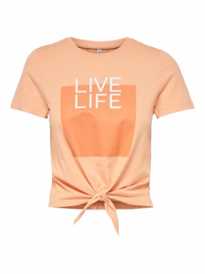 ONLSILLY LIFE S-S KNOT TOP BOX logo