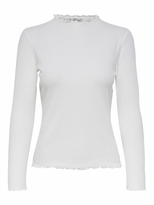 ONLEMMA L-S HIGH NECK TOP NOOS logo