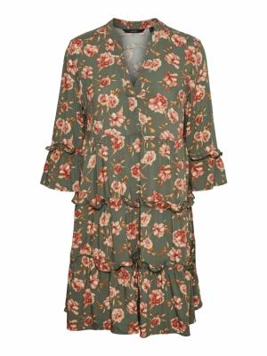 VMEASY 3-4 SHORT DRESS WVN  GA logo
