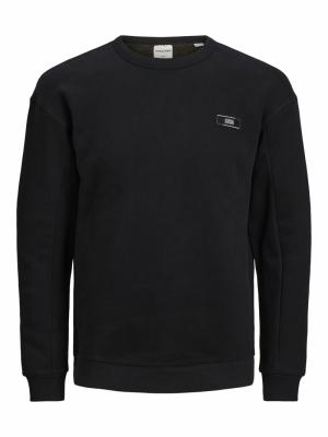 JCOCLASSIC SWEAT CREW NECK LN 178012 Black