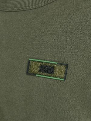 JCOCLASSIC SWEAT CREW NECK LN 176578 Forest N