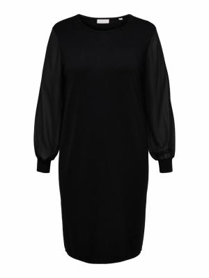 CARFELIA LS DRESS KNT logo